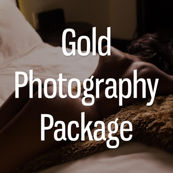 Gold Photography Package