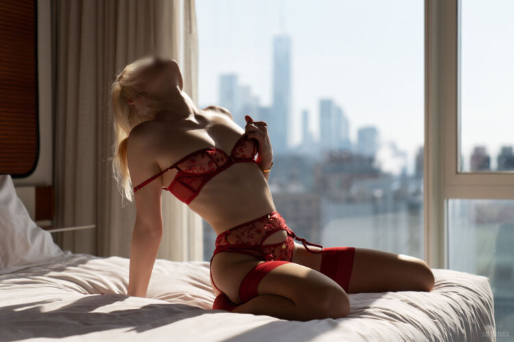 Best Glamour Photographer in NYC